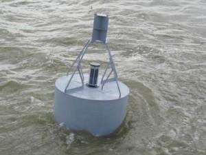 Новите плаващи навигационни знаци.