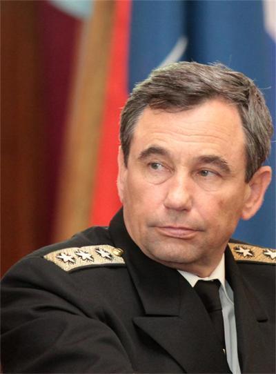 Вицеадмирал Румен НИКОЛОВ, фото: 24 часа