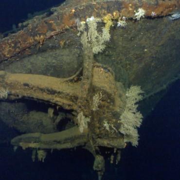 Откриха потъналия най-голям кораб на Япония от Втората световна война (видео)