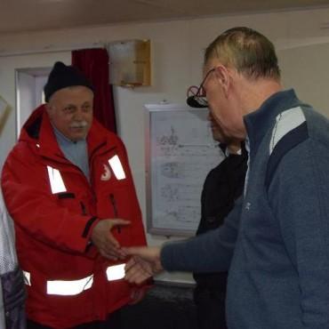 Илко Раев, БЧК: Очакваме още фирми да помогнат на моряците