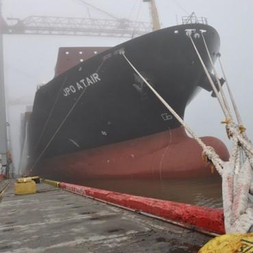 M2 пропуска българските пристанища в Черно море, въпреки кризата влиза в Украйна
