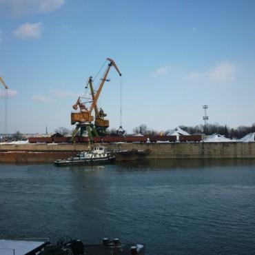 Ръст на товарооборота отчитат в Пристанище Русе