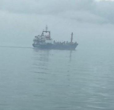 Кораб удари и потопи турска гемия в Черно море