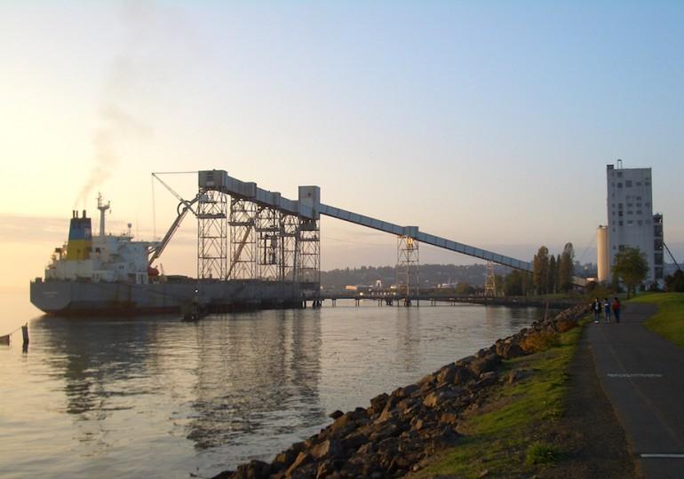 Американски гигант излезе на Черно море в Констанца