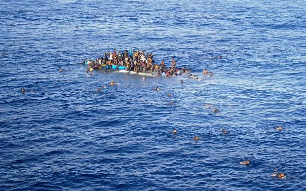 ЕС стартира военноморска мисия срещу трафика на хора в Средиземно море
