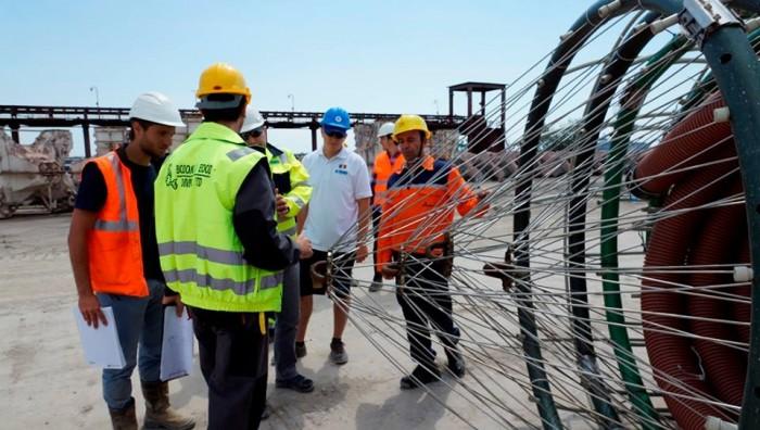 Български изкуствени рифове чистят Пристанище Констанца