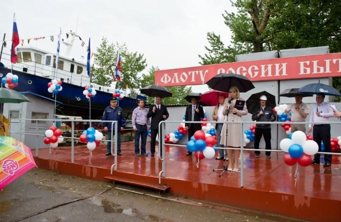 Русия възстанови строителството на най-успешния си катер, експлоатиран и у нас
