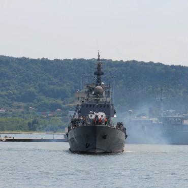 """30 кораба и над 1700 души ще участват в учение """"Бриз 2015″"""