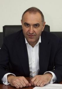 "Инж. Ангел Забуртов, генерален директор на ДП ""Пристанищна инфраструктура"""