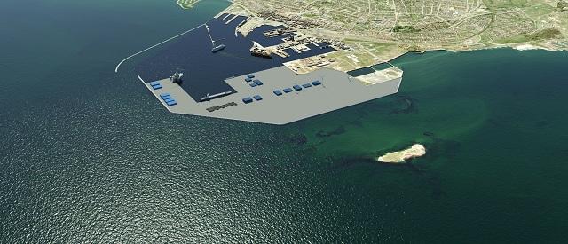 havneudvidelse