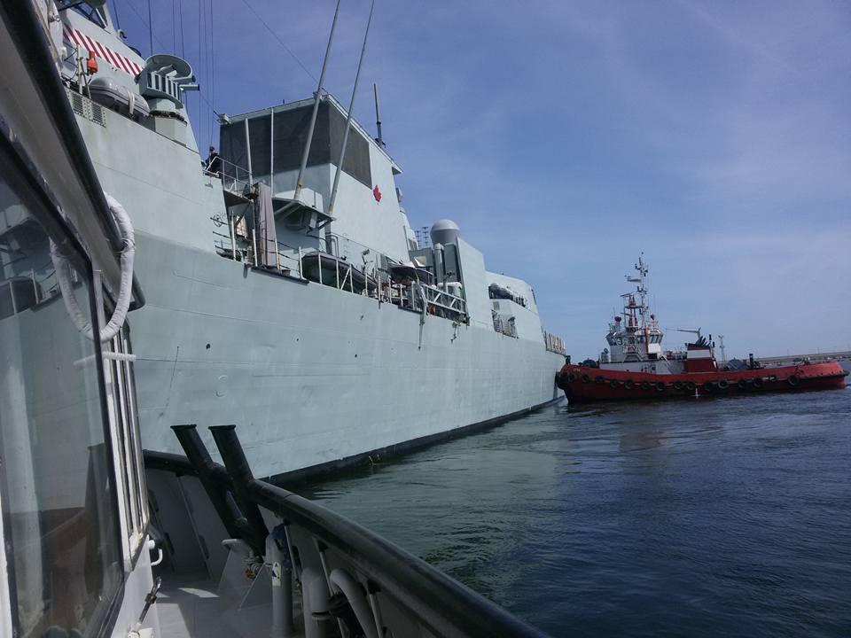 HMCS-Fredericton-Varna