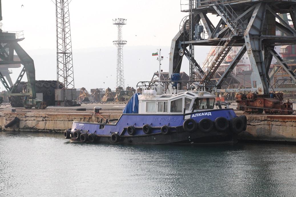"""Новият влекач на БМФ """"Алаид"""", снимка: Maritime.bg"""