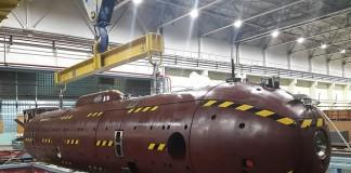 Най-новото поколение руски безпилотни подводни апарати, които ще оперират във водите на Арктика.