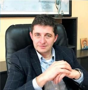 К.д.п. Александър Калчев, изпълнителен директор на Параходство БМФ АД