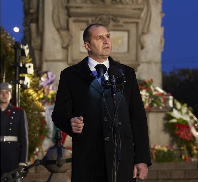 Снимка: В. Николов, www.president.bg