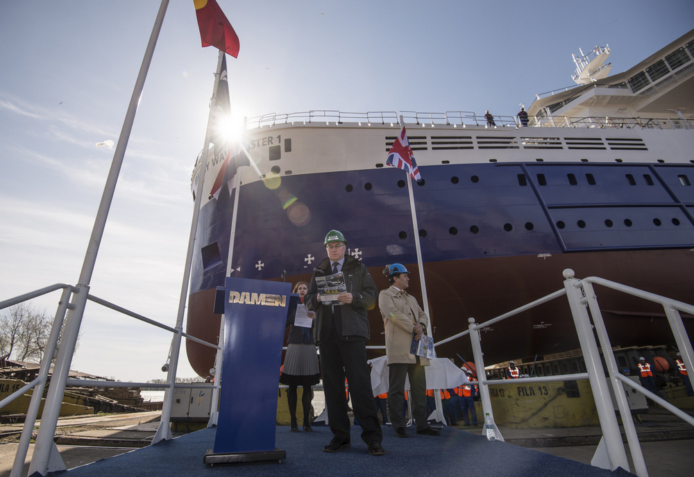 Bibby WaveMaster 1 launched (2)