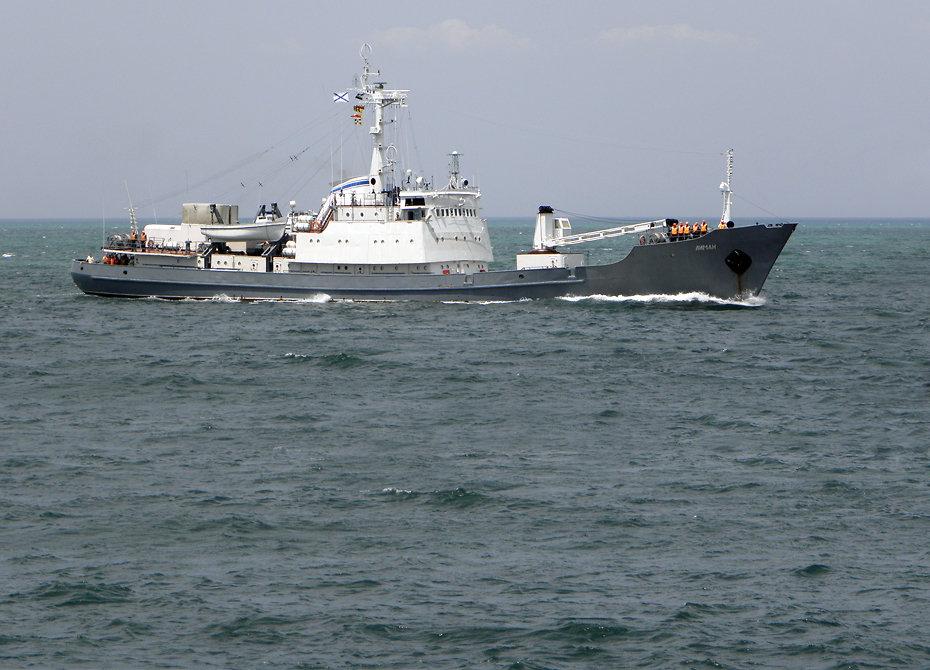 78 моряци са спасени от потъналия в Черно море руски боен кораб
