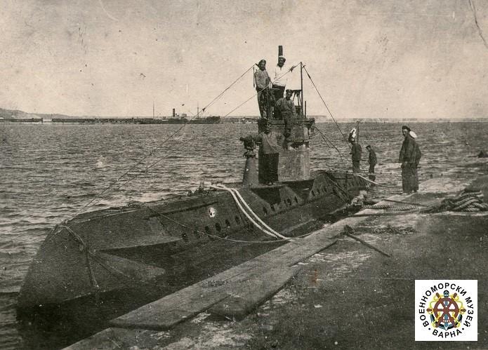 На днешния ден през 1916-та година е сложено началото на българското подводно плаване
