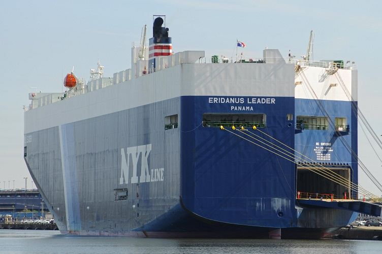 The NYK Group Develops System that Assists with Vessel Berthing