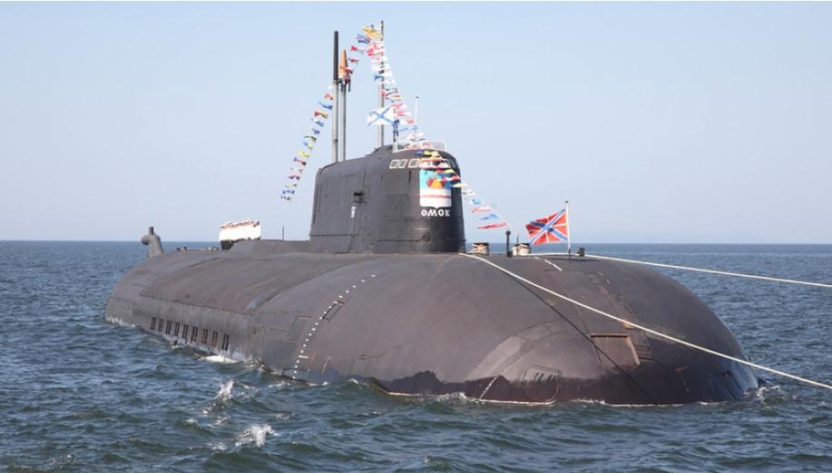 Четири модернизирани подводници приема руският флот
