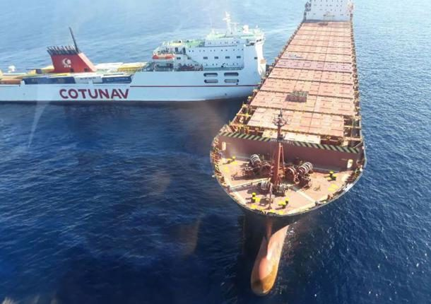 CORSICA-ACCIDENT-TRANSPORT-SEA-ENVIRONMENT